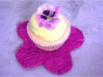 "Badecupcake "" Flower Power """